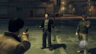 MAFIA 2: Best Gameplay Trailer - GamesCom 2009 [HQ]