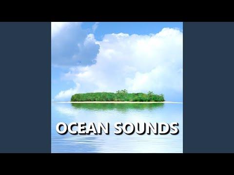 Invigorating Coastline Ocean Waves