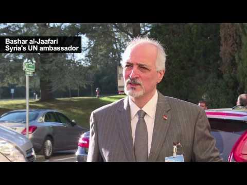 Homs attacks aim to 'spoil' Syria peace talks, says UN envoy