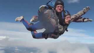 Charity skydive for the Make a Wish Foundation Thumbnail
