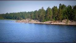 Lake Saimaa, Finland, Punkaharju - Kongonsaari