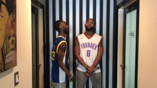 If KD & Westbrook were neighbors…