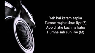 Dheere Dheere aap mere karaoke with lyrics I Baazi 1995