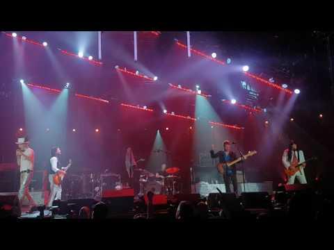 The tragically Hip - Blow at High dough. First encore closer. Kingston Aug 20 2015