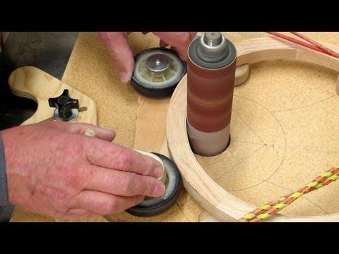 Inside Diameter Sanding Jig Part 1 -- Making Accurate Wood Rings
