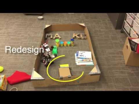 Think, Make, Innovate: Sphero Maze Challenge