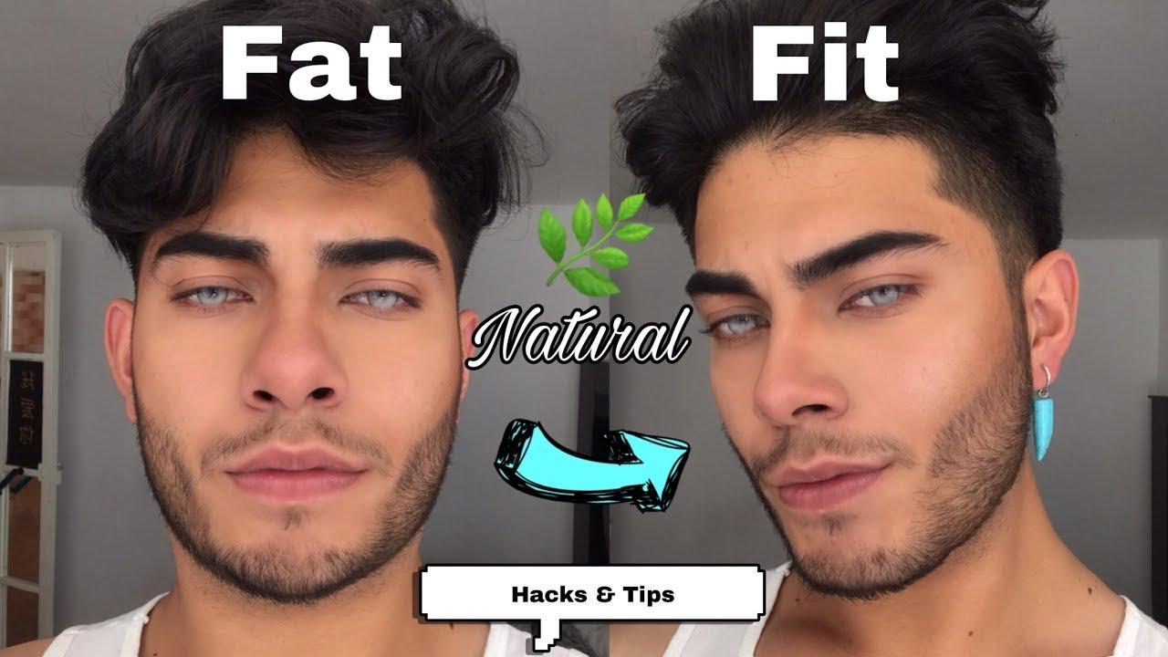 Cómo Adelgazar La Cara Marcar Tus Facciones Youtube