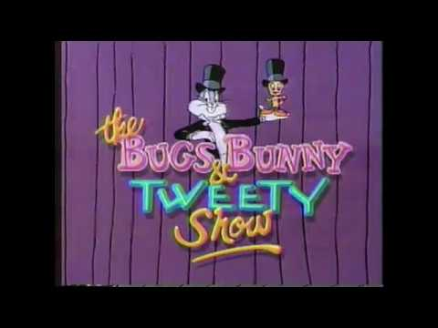 """""""The Bugs Bunny And Tweety Show"""" Title Cards Collection #9"""