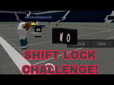 NO SHIFT LOCK CHALLENGE! Football Fusion Funny Moments #13