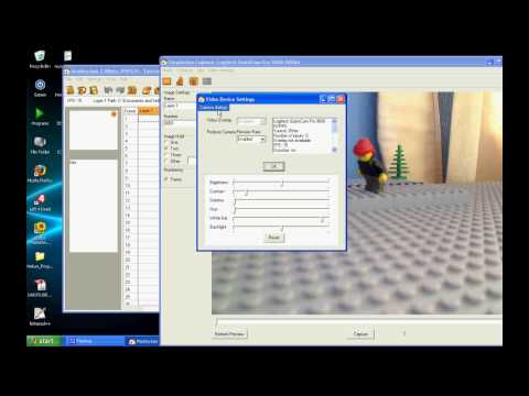Lego Stop Motion Animation Tutorial - Monkeyjam - YouTube