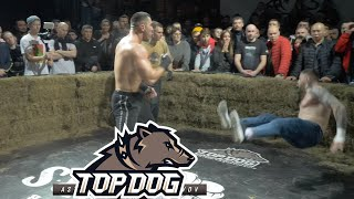 "Bare-Knuckle Fight/ Rustam ""Asteroid"" Muhitdinov vs. Max ""VDV"" Fedorov/ TDFC 2"