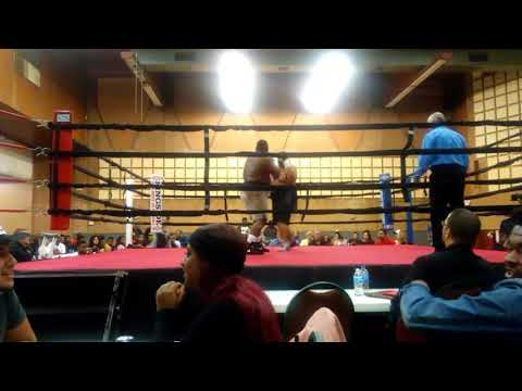 Pro Boxing- Marcellus Williams Vs Charles Rodgers