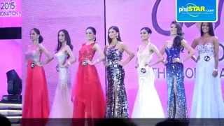 Binibining Pilipinas 2015 Coronation of Winners