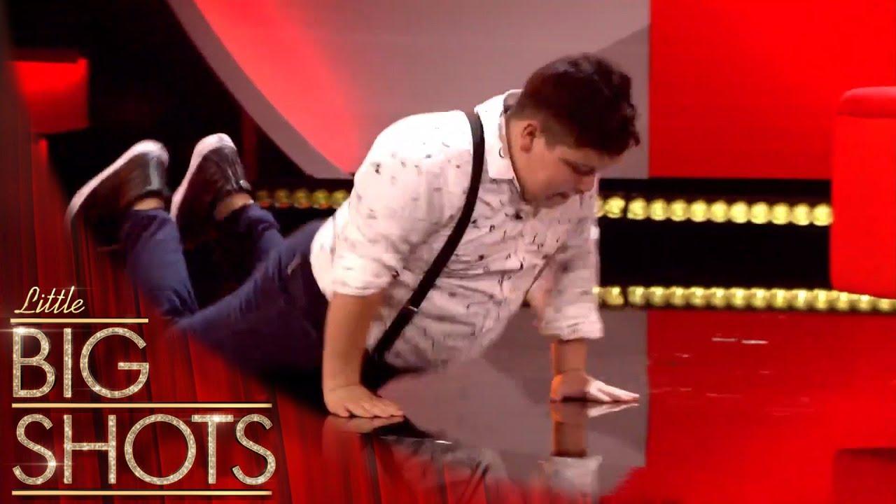 Guillermo's Cuban Pete Dance   Little Big Shots
