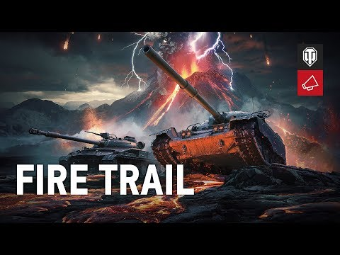 World Of Tanks Clan Wars Global Map: Fire Trail