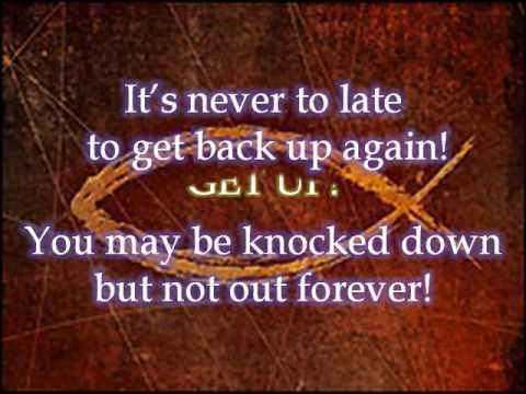 Toby Mac- Get Back Up with lyrics