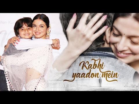 UNCUT | Kabhi Yaadon Mein SONG LAUNCH | Divya Khosla Kumar