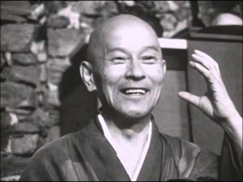 Sandokai Film with Shunryu Suzuki at Tassajara, Zen Mt. Center
