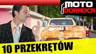 10 przekrętów handlarzy przy sprzedaży auta #MOTODORADCA