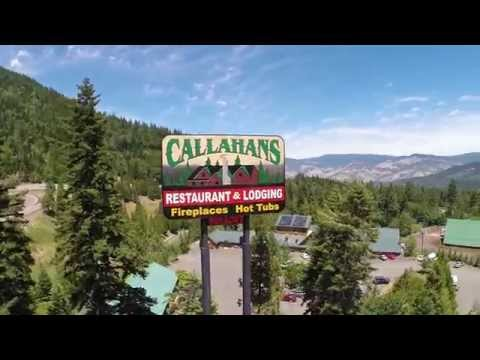 Callahans Lodge Siskiyou Mountains RDASS UAV Homeland Survelillance & Electronics