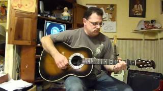 Oasis - Wonderwall - guitar cover