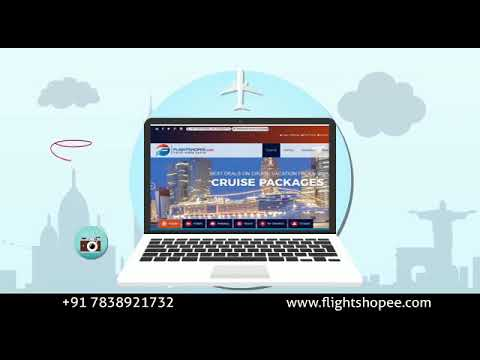 Flightshopee.com-Get the Best Travel Deals-Flights, Hotels, Holiday Packages, Aircharter services