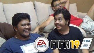 KALAH NYUCI - FIFA 19 Indonesia NGAKAK ABIS