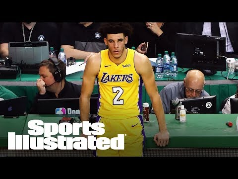 Should Lonzo Ball's Poor Start & Struggles Concern LA Lakers Fans? | SI NOW | Sports Illustrated