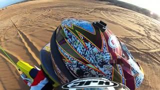 Sand dunes little Sahara Waynoka Oklahoma