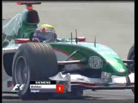 F1 Malaysia 2004 Q2 - Mark Webber Fantastic Lap!