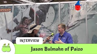 Paizo Pathfinder 2 Interview with Jason Bulmahn