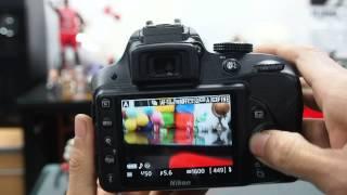 Nikon D3300 Live View AF