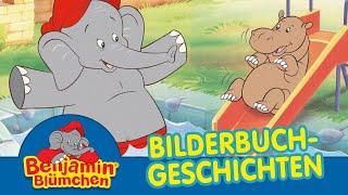 Benjamin Blümchen und das Nilpferdbaby BILDERBUCH GESCHICHTEN