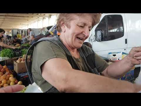 Ереванский рынок! ФРУКТЫ , ОВОЩИ !