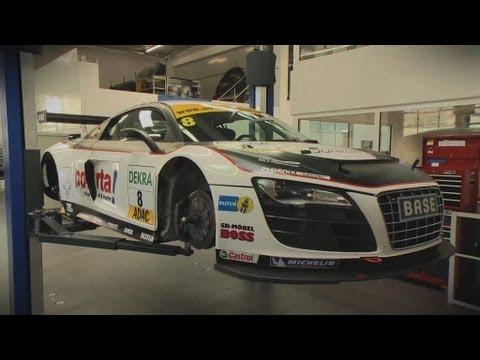Phoenix Racing und der Audi A4 DTM