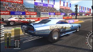 Grid Autosport Proper Drag Racing Dlc!!?? - Game Is Hard!! W/staging & Working Tree