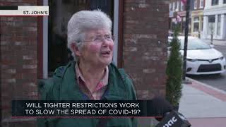 Will tighter restrictions work to slow the spread of COVID-19? | Outburst