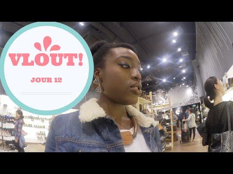 VLOUT - jour 12 | Petit accident shopping