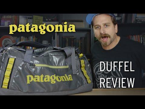 Patagonia Black Hole Duffel Bag Review (60L)