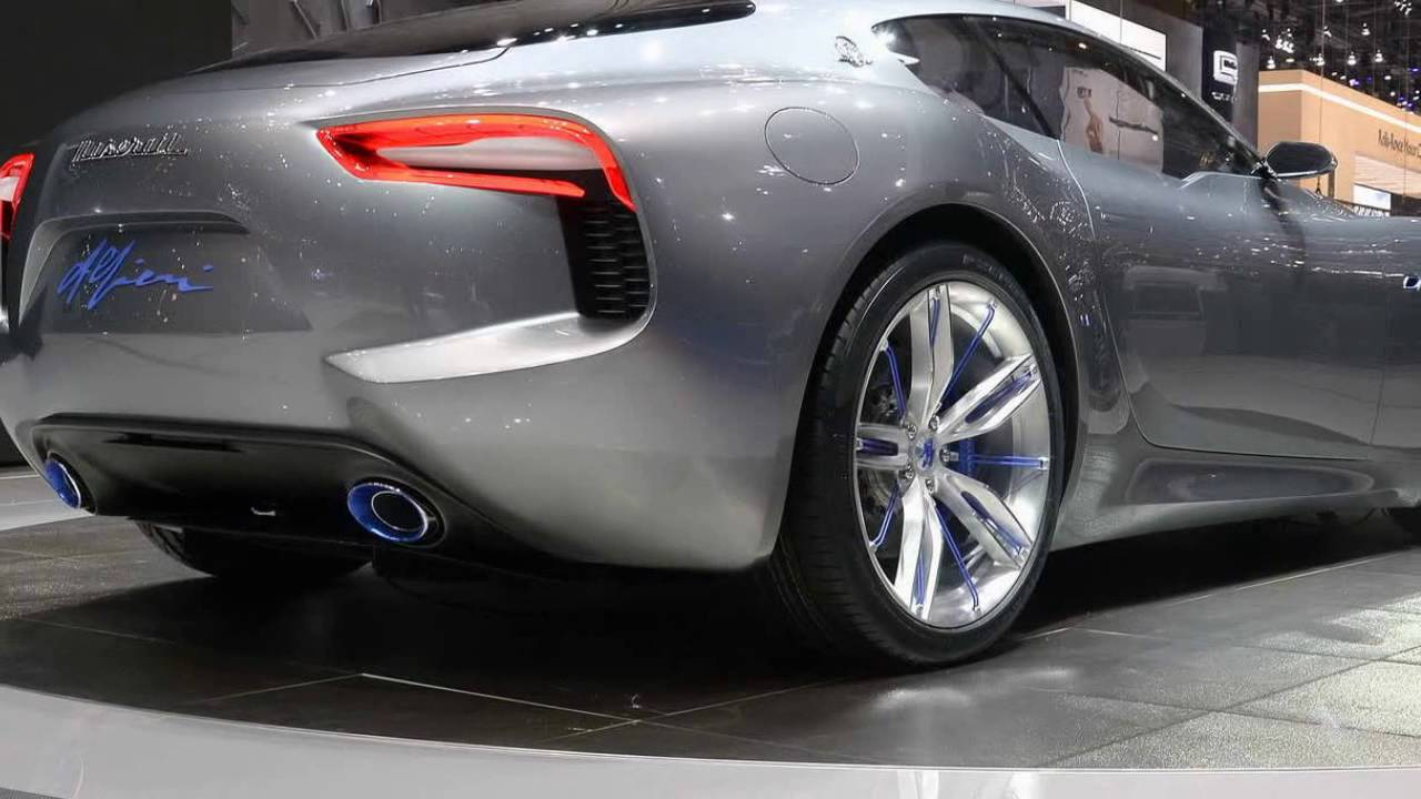2017 Maserati Alfieri Car Review