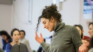 Shlomit Fundaminsky dance workshop