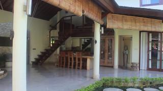 Обзор дизайна виллы в Чангу, Бали. Интерьерный дизайн.