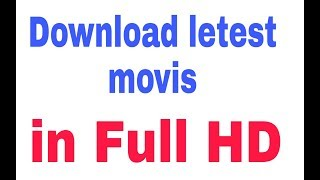 Download letest movie's in Full HD ll Hindi ll by Ap series