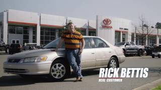 Trust Us With Your Toyota | Steve Landers Toyota in Little Rock, Arkansas