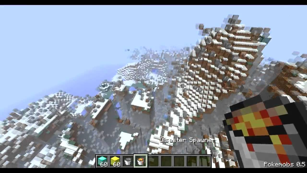 Minecraft    Natural Disasters Mod