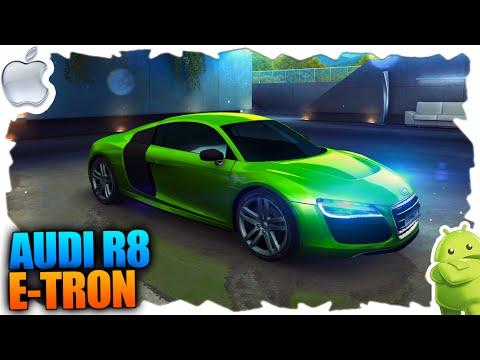 Asphalt 8 Airborne - Audi R8 E Tron(Jogos para Celular Android)