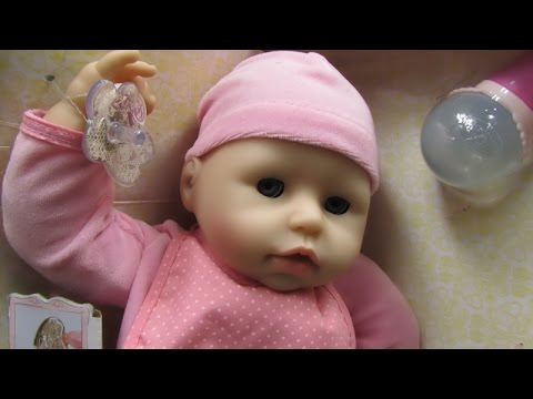 Baby Annabell Brother Doll Zapf Creation Youtube
