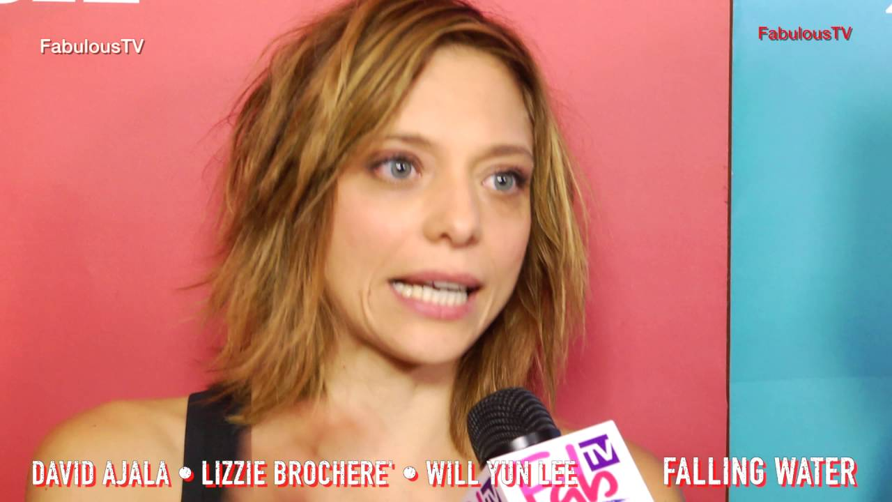 "Download David Ajala • Lizzie Brochere' • Will Yun Lee talk about  ""Falling Water"" on Fabulous TV"
