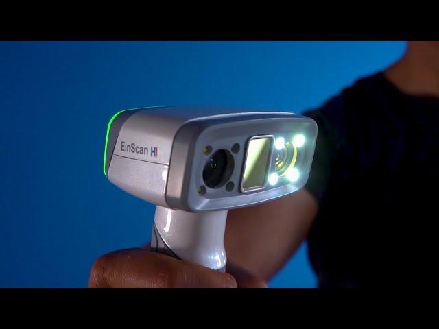 EinScan H - Full Body Scan Solution - V-GER