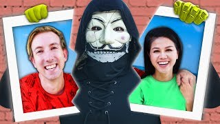 WHO KNOWS HACKER PZ9 BETTER? Girlfriend VS Boyfriend Wins 24 Hour Challenge to Reveal Vy